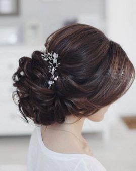 Easy DIY Wedding Day Hair Ideas 47