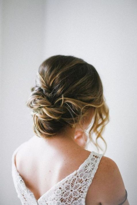 Easy DIY Wedding Day Hair Ideas 53