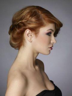 Easy DIY Wedding Day Hair Ideas 8