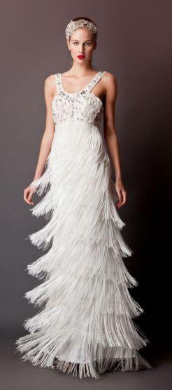 Embellished Wedding Gowns Ideas 15