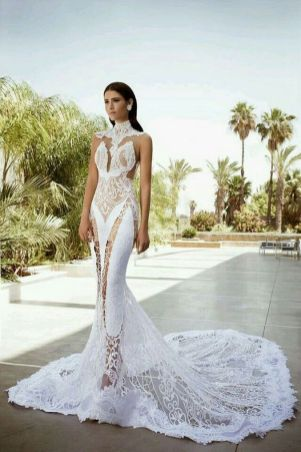 Embellished Wedding Gowns Ideas 24