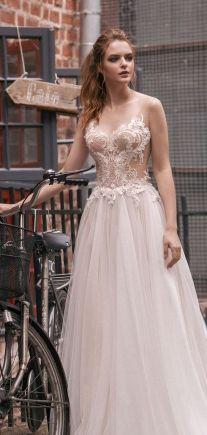 Embellished Wedding Gowns Ideas 25