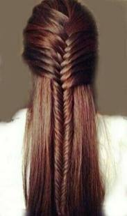 Fishtail Hairstyles for all situations 30