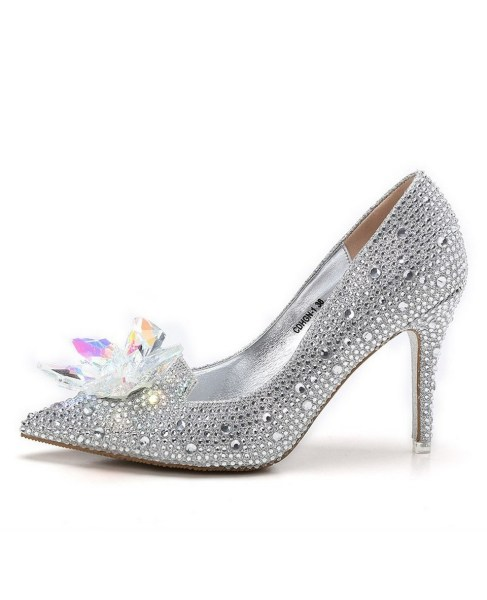Floral Wedding Shoes Ideas You Never Seen Before 21