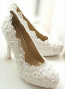 Floral Wedding Shoes Ideas You Never Seen Before 34