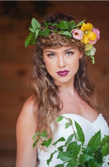 Hairstyles for long hair at wedding Ideas 28