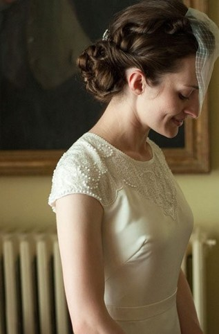 Hairstyles for long hair at wedding Ideas 32