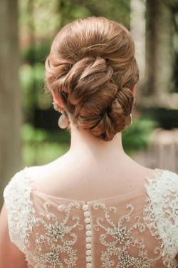 Hairstyles for long hair at wedding Ideas 40