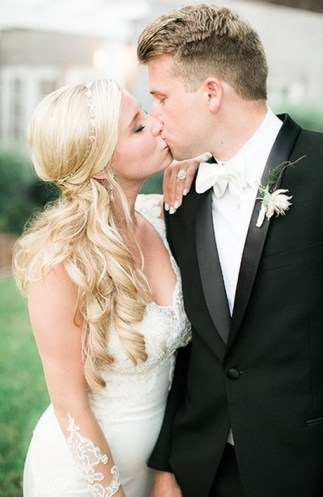Hairstyles for long hair at wedding Ideas 51