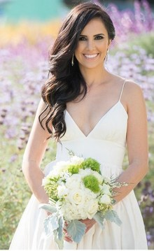 Hairstyles for long hair at wedding Ideas 62