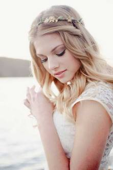 Hairstyles for long hair at wedding Ideas 69