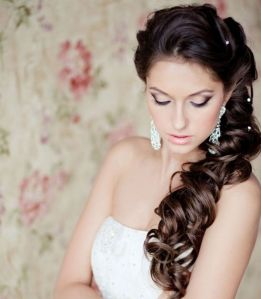 Hairstyles for long hair at wedding Ideas 70