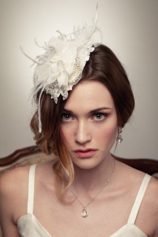 Soft and Romantic wedding makeup looks for fair skin 30
