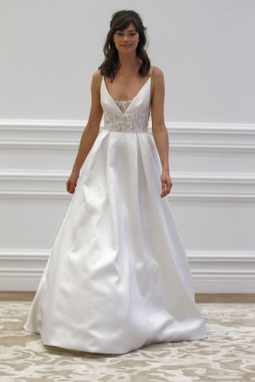 Spaghetti Strap Wedding Day Dresses Gowns ideas 21