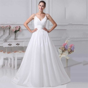 Spaghetti Strap Wedding Day Dresses Gowns ideas 30
