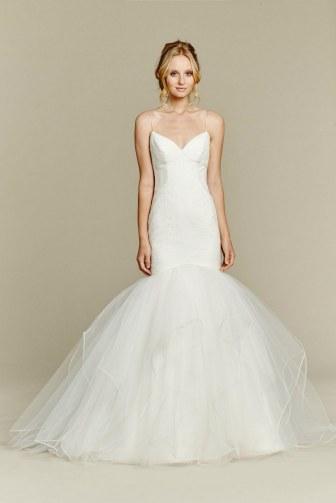 Spaghetti Strap Wedding Day Dresses Gowns ideas 34