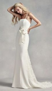 Spaghetti Strap Wedding Day Dresses Gowns ideas 47