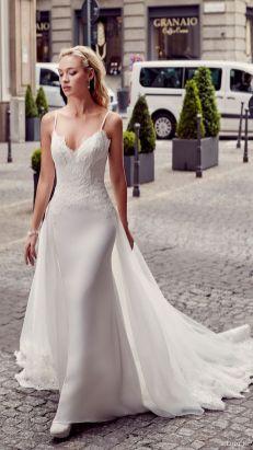 Spaghetti Strap Wedding Day Dresses Gowns ideas 60