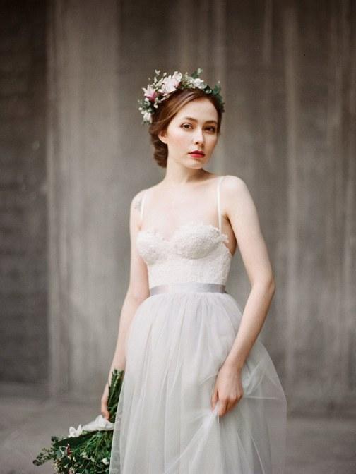 Spaghetti Strap Wedding Day Dresses Gowns ideas 64
