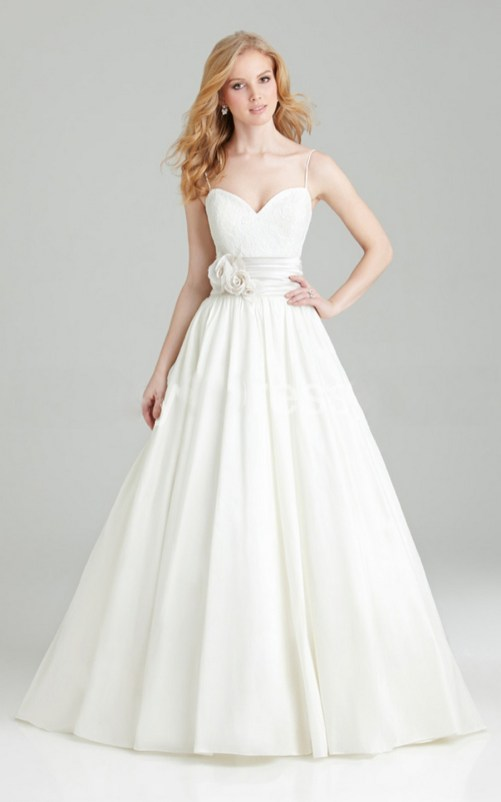 Spaghetti Strap Wedding Day Dresses Gowns ideas 78