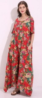 Women Casual Long Maxi Dresses with Pockets ideas 11