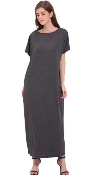 Women Casual Long Maxi Dresses with Pockets ideas 17