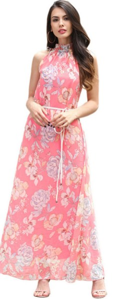 Women Casual Long Maxi Dresses with Pockets ideas 23