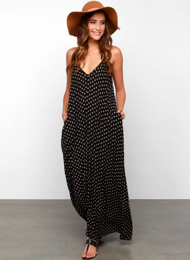 Women Casual Long Maxi Dresses with Pockets ideas 6