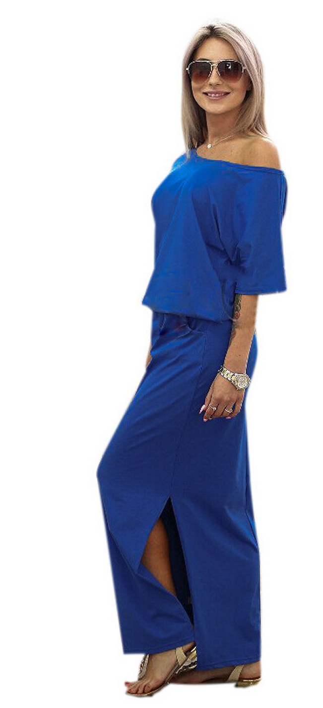 Women Casual Long Maxi Dresses with Pockets ideas 9