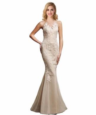 Women Sexy 30s Brief Elegant Mermaid Evening Dress ideas 16