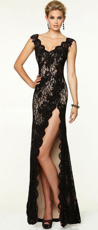 Women Sexy 30s Brief Elegant Mermaid Evening Dress ideas 25
