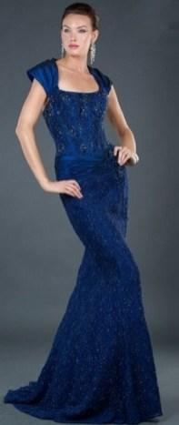 Women Sexy 30s Brief Elegant Mermaid Evening Dress ideas 29