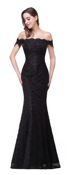 Women Sexy 30s Brief Elegant Mermaid Evening Dress ideas 32