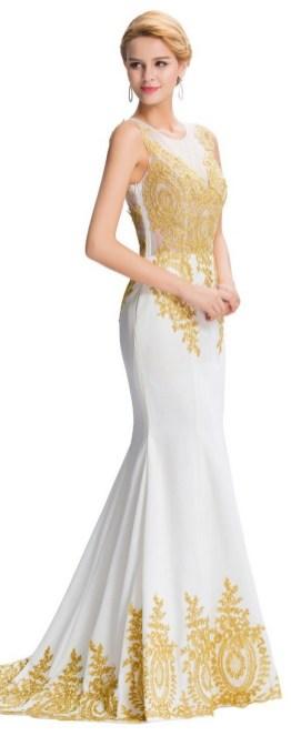 Women Sexy 30s Brief Elegant Mermaid Evening Dress ideas 37