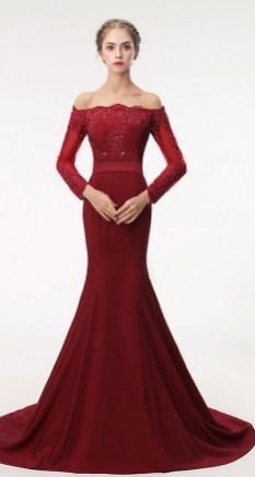 Women Sexy 30s Brief Elegant Mermaid Evening Dress ideas 41