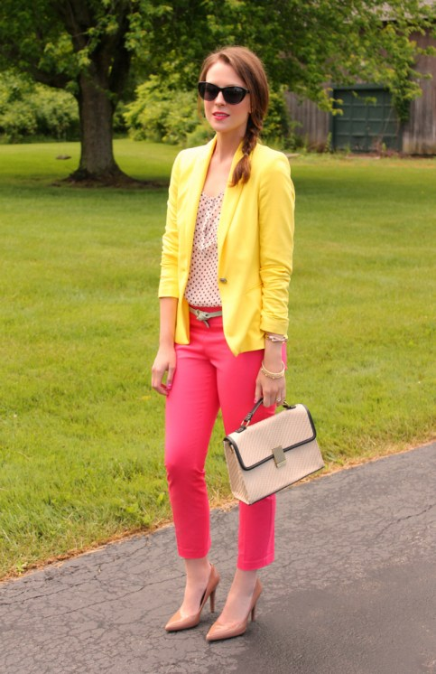 Womens blazer outfit ideas 104