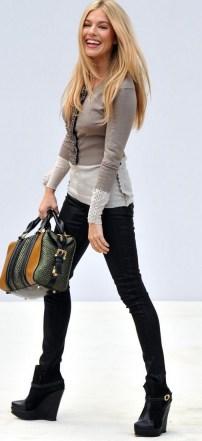 Womens blazer outfit ideas 105