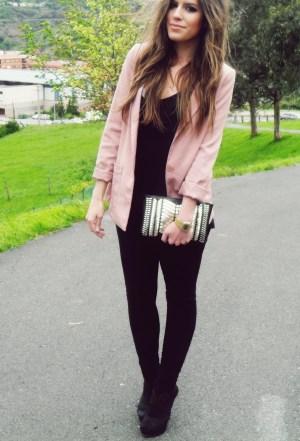 Womens blazer outfit ideas 108