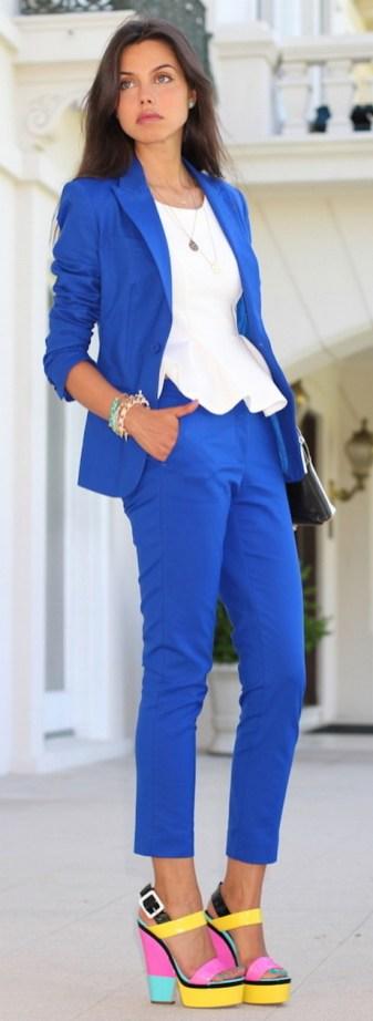 Womens blazer outfit ideas 111