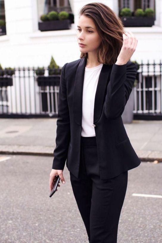 Womens blazer outfit ideas 13