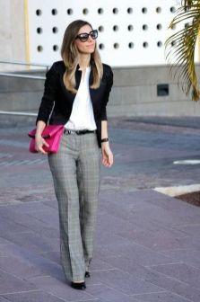 Womens blazer outfit ideas 16