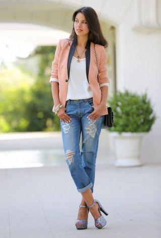 Womens blazer outfit ideas 33