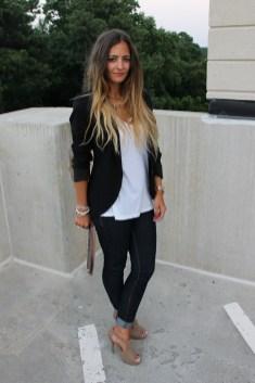 Womens blazer outfit ideas 34