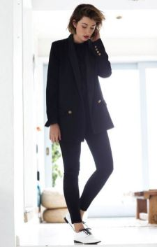 Womens blazer outfit ideas 37