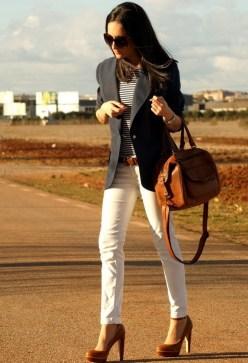 Womens blazer outfit ideas 60