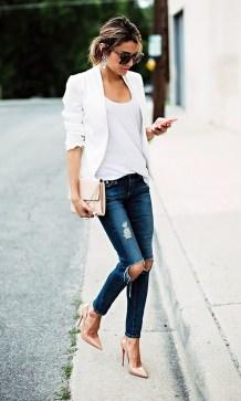 Womens blazer outfit ideas 62