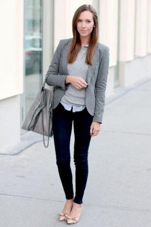 Womens blazer outfit ideas 75