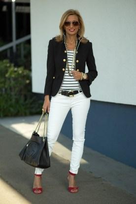 Womens blazer outfit ideas 79