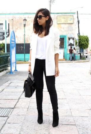 Womens blazer outfit ideas 89