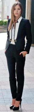 Womens blazer outfit ideas 92